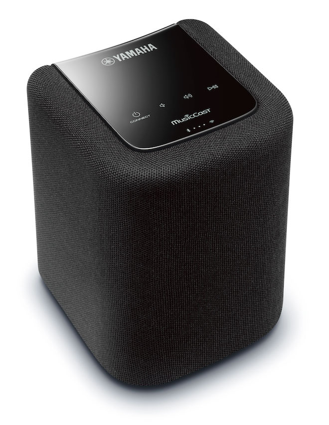 Yamaha WX-010 black top view