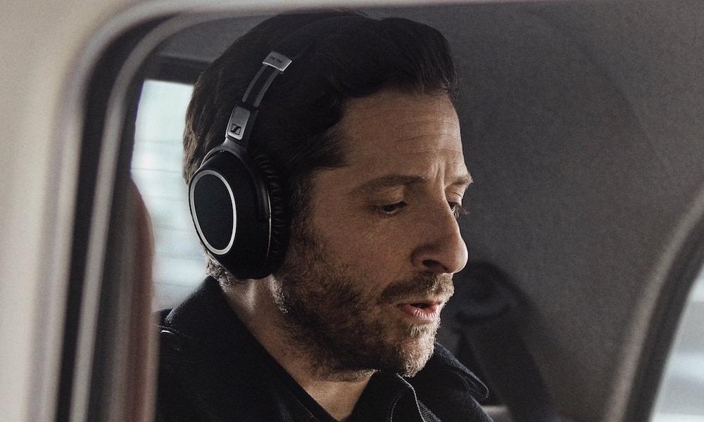 Sennheiser PXC 550 Wireless Headphones for business traveler