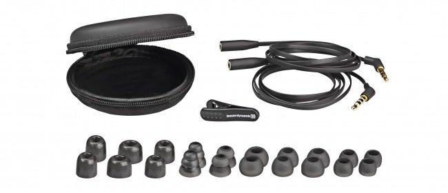 beyerdynamic iDX 200 iE accessories