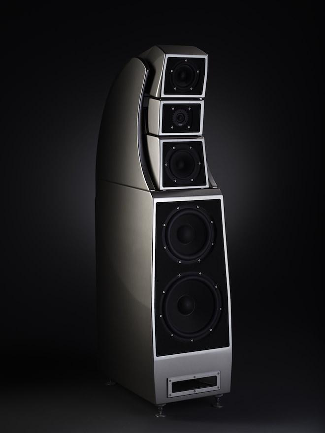 Wilson Audio Alexx Loudspeaker Front