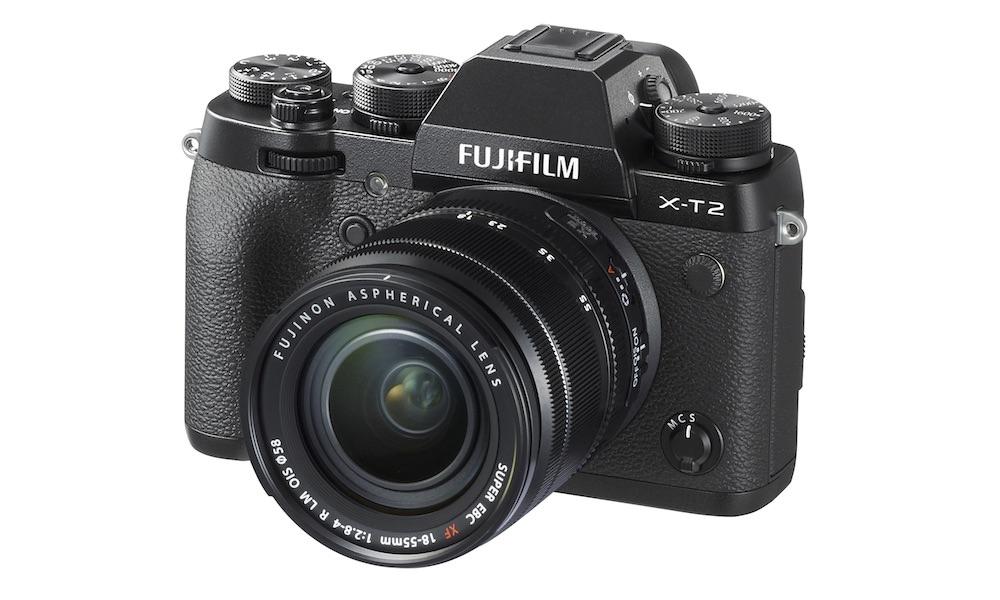 FujiFilm XT-2 Digital Camera