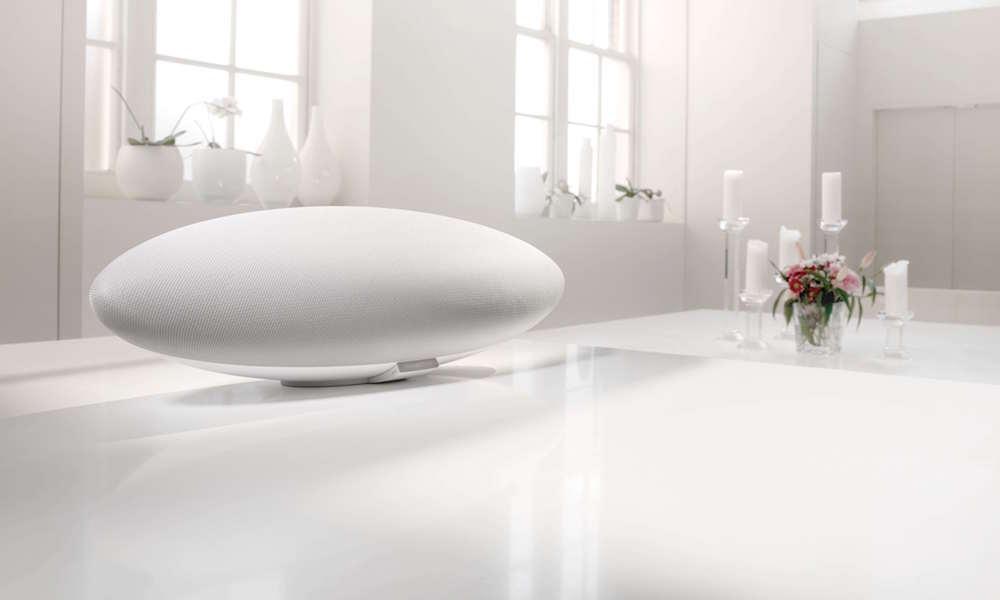 Bowers & Wilkins Zeppelin Wireless White