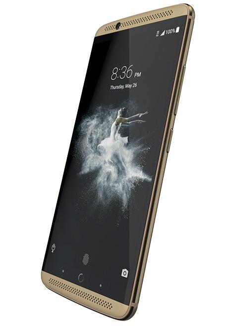 ZTE Axon 7 Smartphone Ion Gold