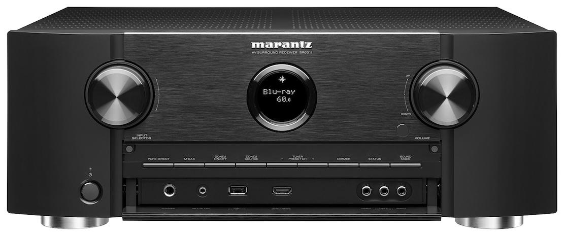 Marantz SR6011 A/V Receiver Front