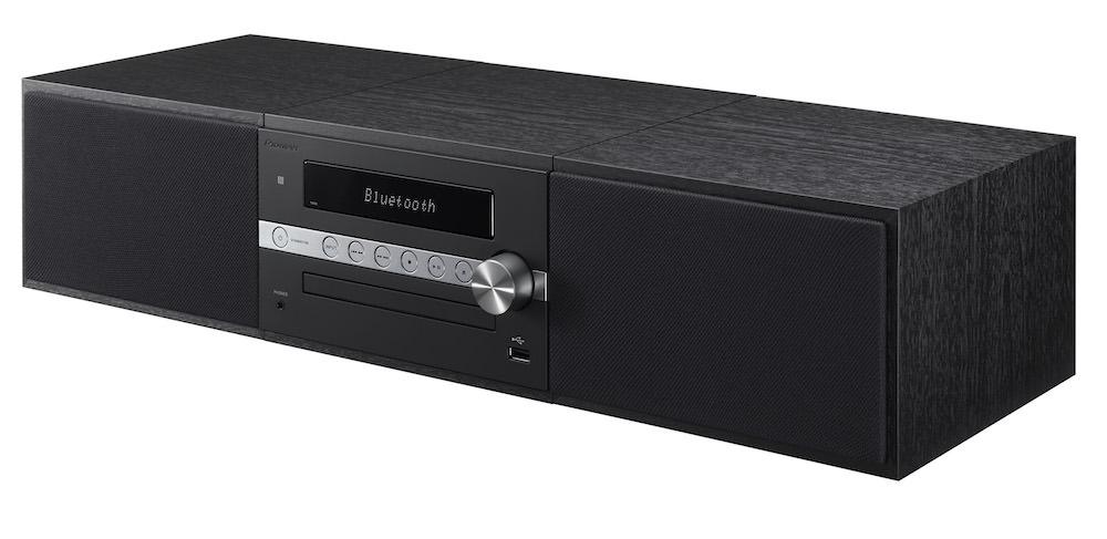 Pioneer X-CM56B with Horizontal Speakers