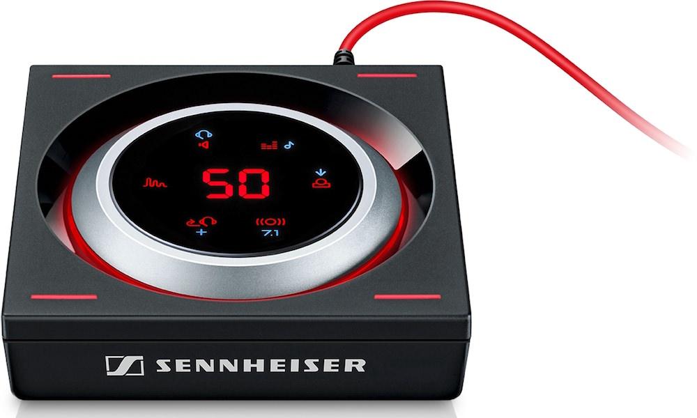 Sennheiser GSX 1200 PRO amplifier