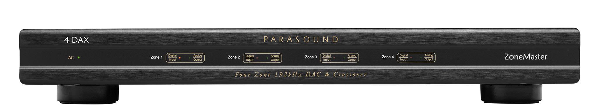 Parasound ZoneMaster 4 DAX Front