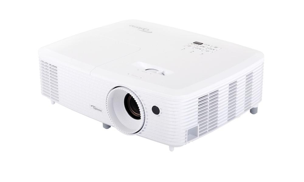Optoma HD27 1080p Projector Gets Lamp Life Boost - ecoustics com