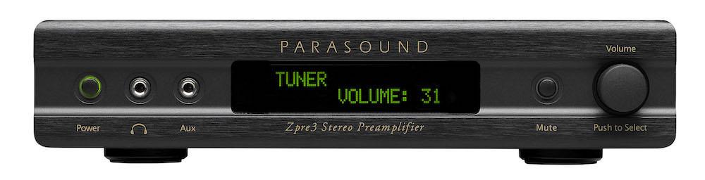 Parasound Zpre3 - front
