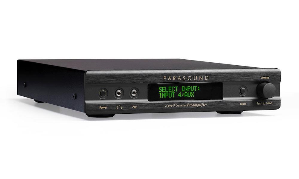 Parasound Zpre3 Stereo Preamplifier