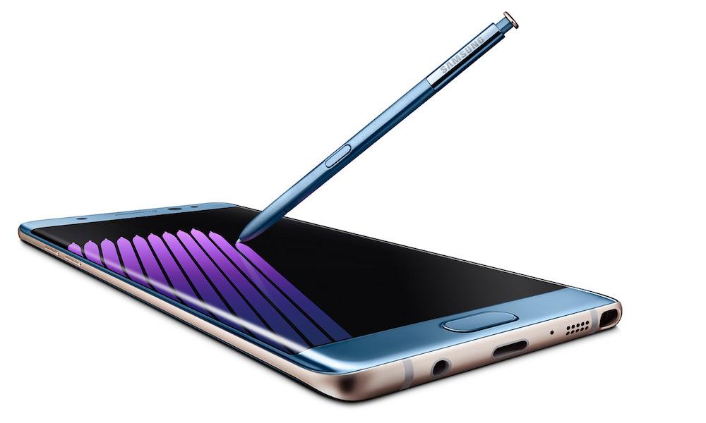 Samsung Galaxy Note7 Smartphone