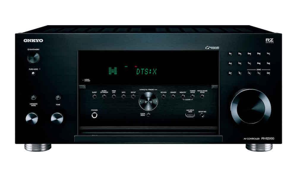 Onkyo PR-RZ5100 Network A/V Controller Preamp