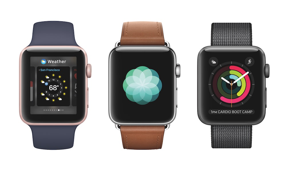 Apple Watch Series 2 Smartwatch Faces
