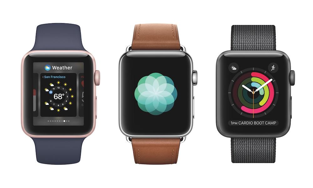 Apple Watch Series 2 Smartwatch Faces