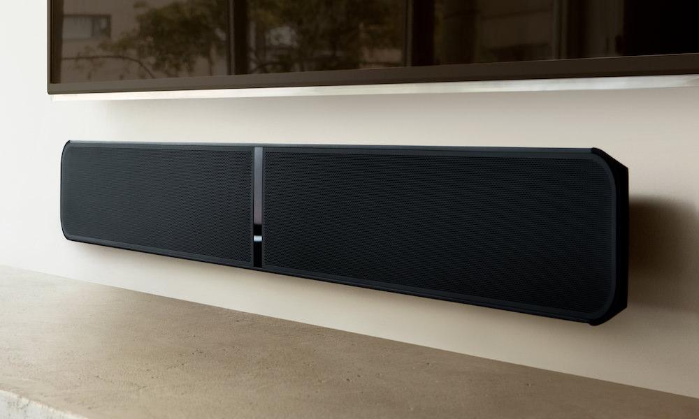 Bluesound Pulse Soundbar Handles Wireless Hi Res Audio