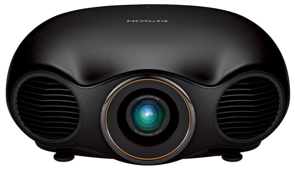 Epson Pro Cinema LS10500 3LCD Reflective Laser Projector Front