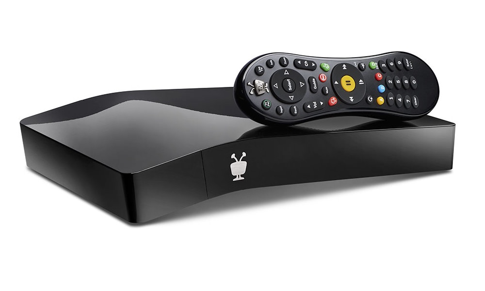 TiVo Bolt+ DVR with Remote