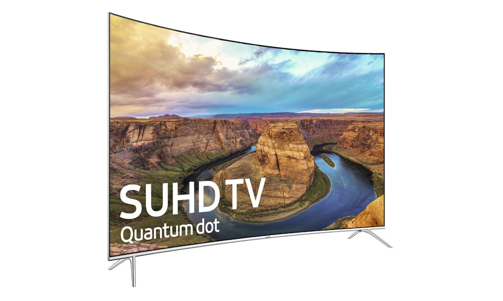 Samsung SUHD TV (2016 model un65ks8500fxza)