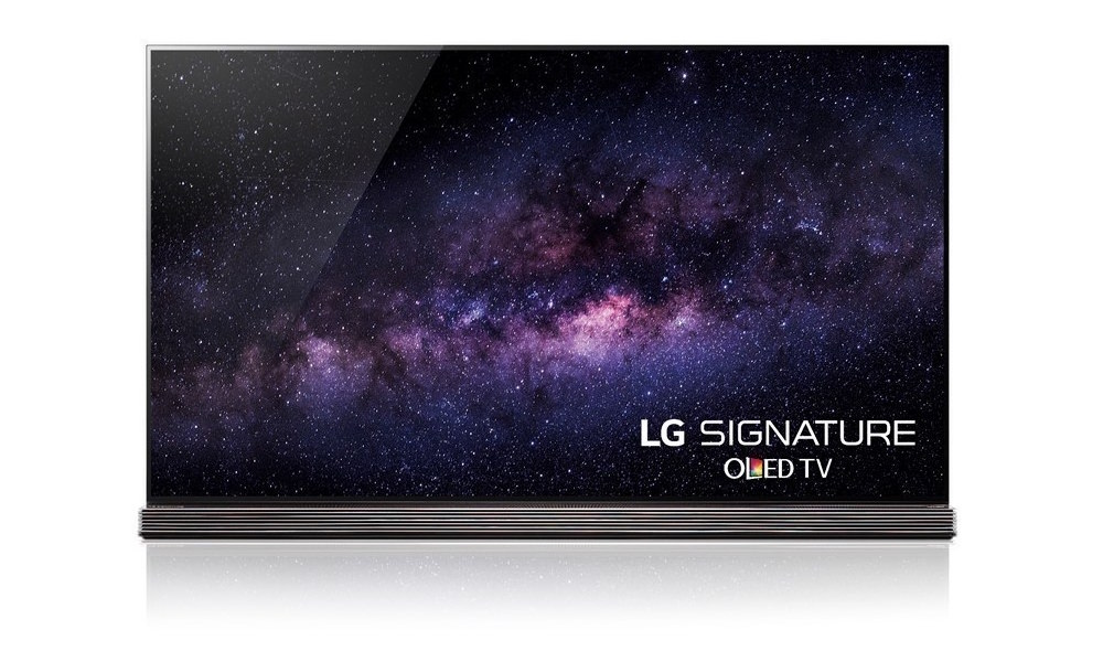 LG OLED77G6P SIGNATURE OLED TV