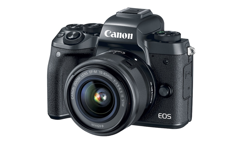 Canon EOS M5 Digital Camera