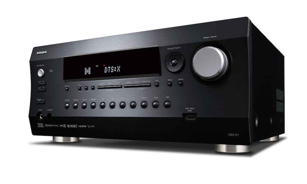 Integra DRX-R1 Research Series A/V Receiver