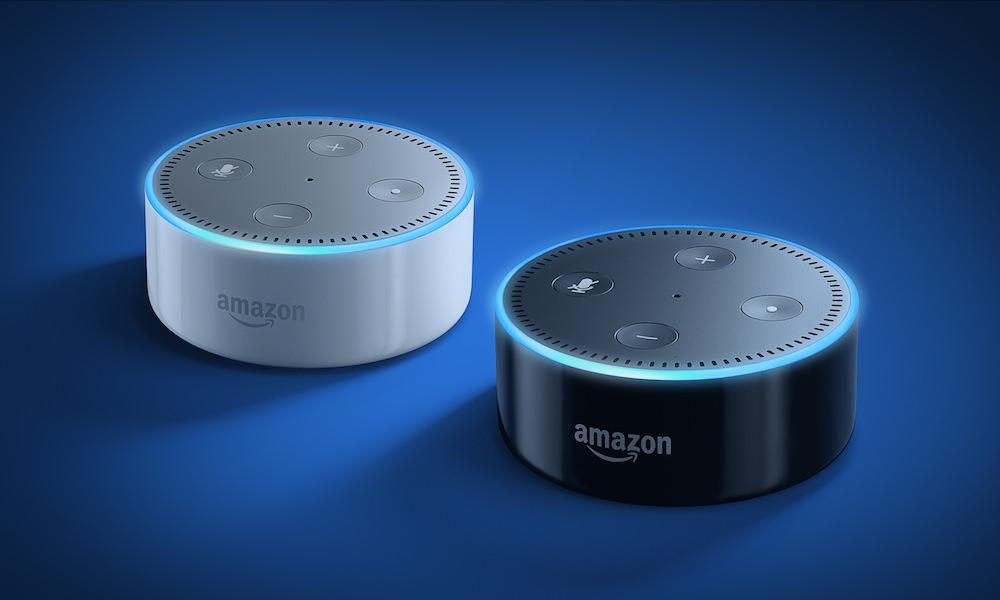 Amazon Echo Dot 2nd Gen