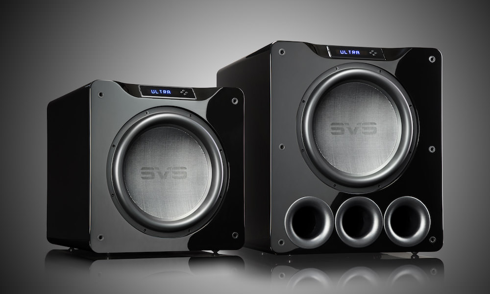 SVS SB16-Ultra and PB16-Ultra Subwoofers