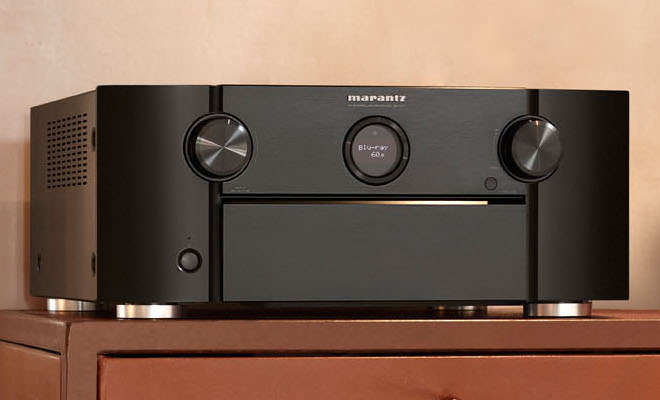 Marantz SR7011 AV Receiver lifestyle photo