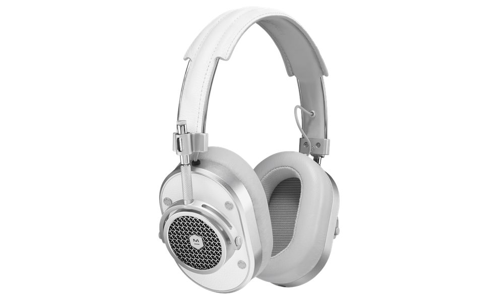 Master & Dynamic MH40 Headphones in White