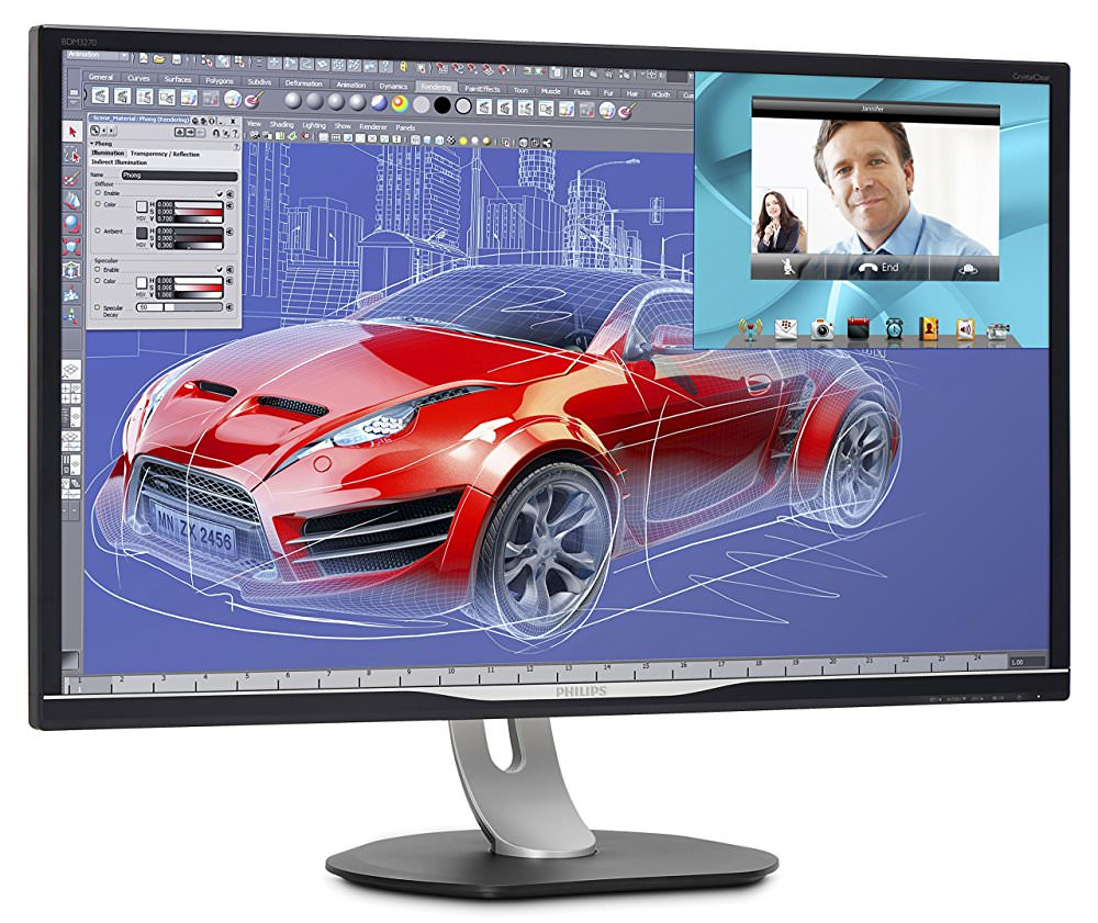 Philips BDM3270QP2 32-inch Monitor