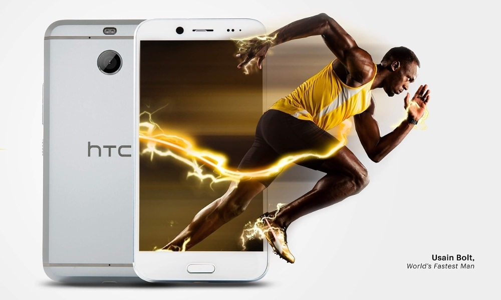 HTC Bolt Smartphone - Usain Bolt