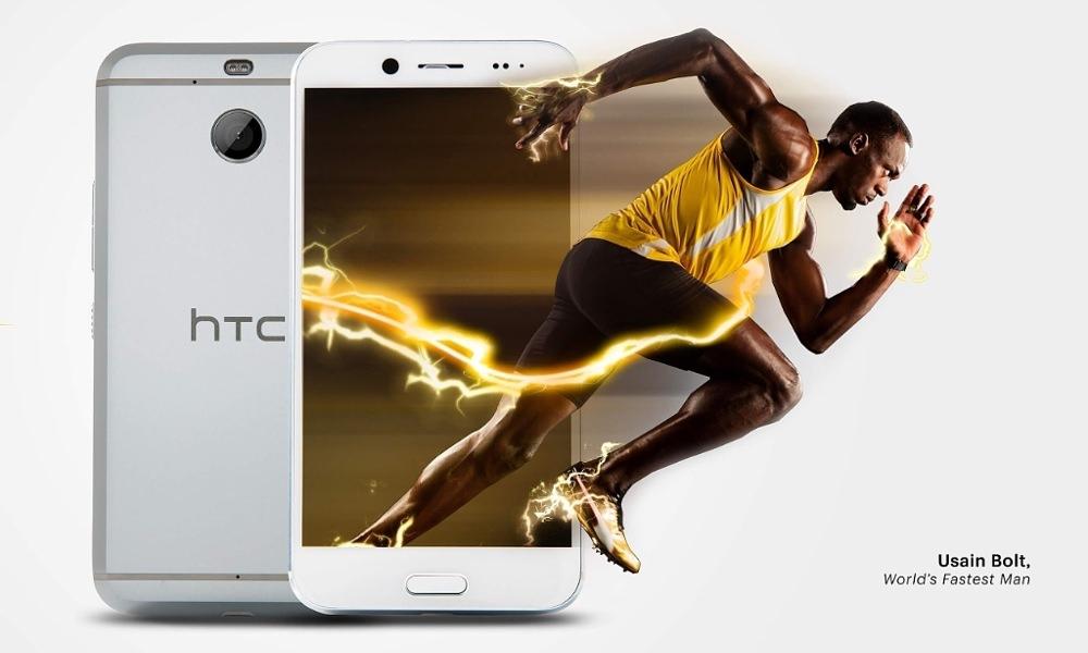 HTC Bolt Smartphone - Usain Bolt