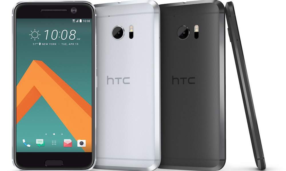 HTC 10 Smartphone Colors