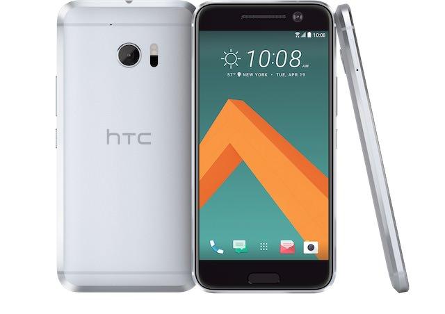HTC 10 Smartphone Silver