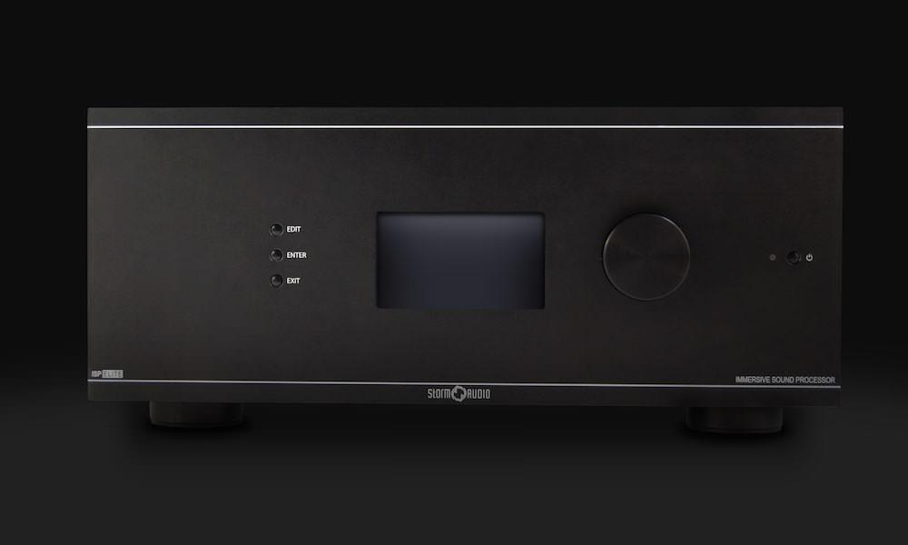 StormAudio ISP 3D.16 ELITE Front View