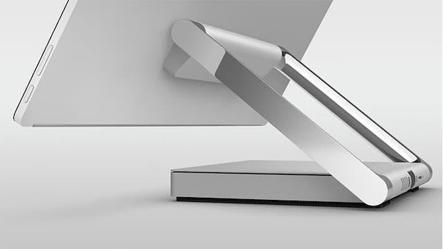 Microsoft Surface Studio Rear View