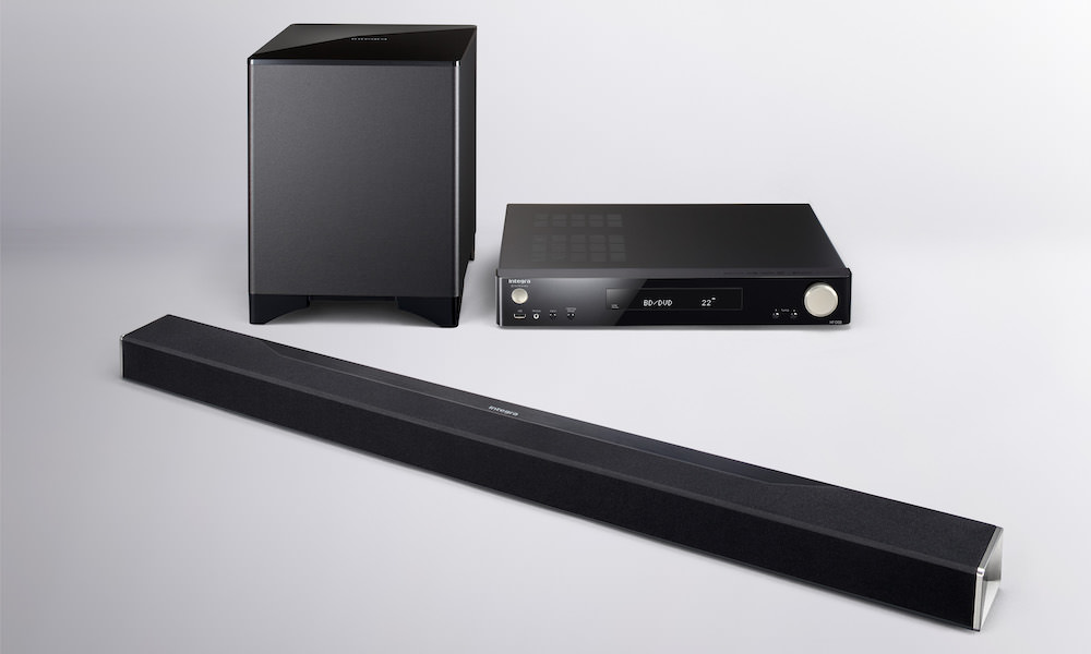 Integra DLB-5 Network Object-Based Surround Sound Bar System