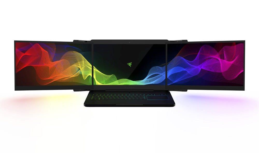 Razer Project Valerie Gaming Laptop
