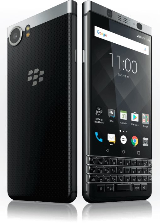 BlackBerry KEYone Smartphone: The Physical Keyboard Lives