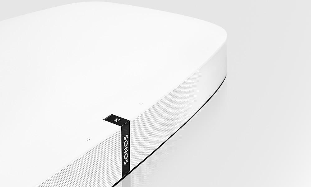 Sonos PLAYBASE in White