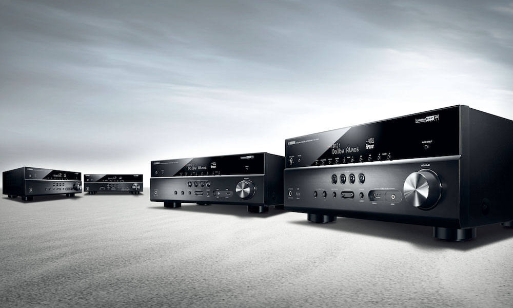 Yamaha RX-V 83 Series AV Receivers 2017