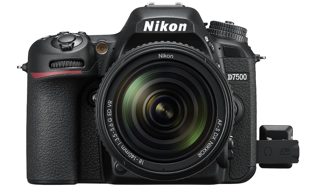 Nikon Announces New D7500 DSLR Camera