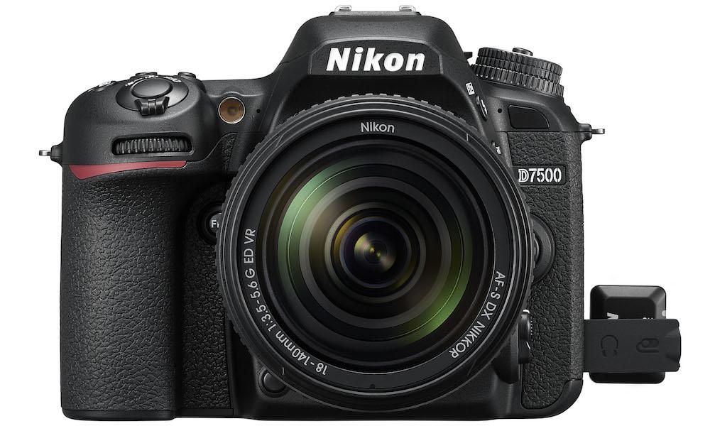 Nikon D7500 DSLR Gets Official