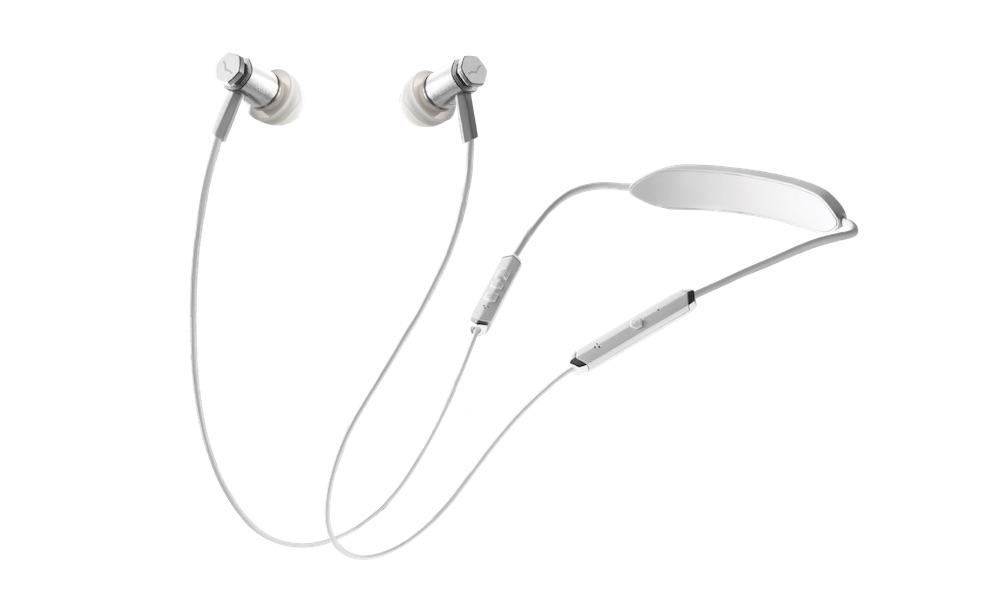 V-MODA Forza Metallo Wireless Headphones White