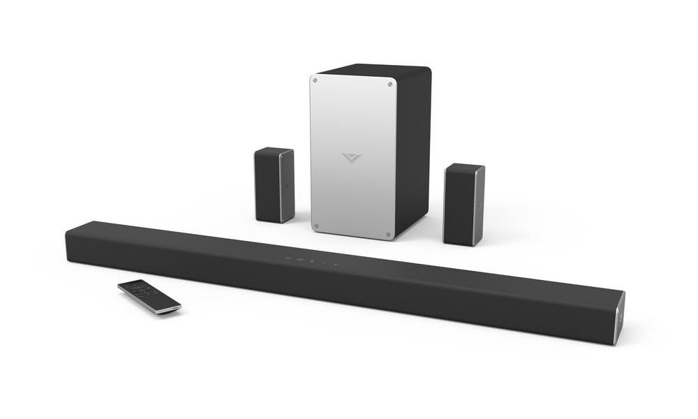 "VIZIO SB3651-E6 SmartCast™ 36"" 5.1 Wireless Sound Bar System"