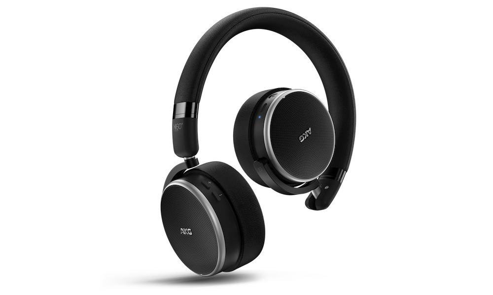 AKG N60 NC Wireless On-Ear Headphones