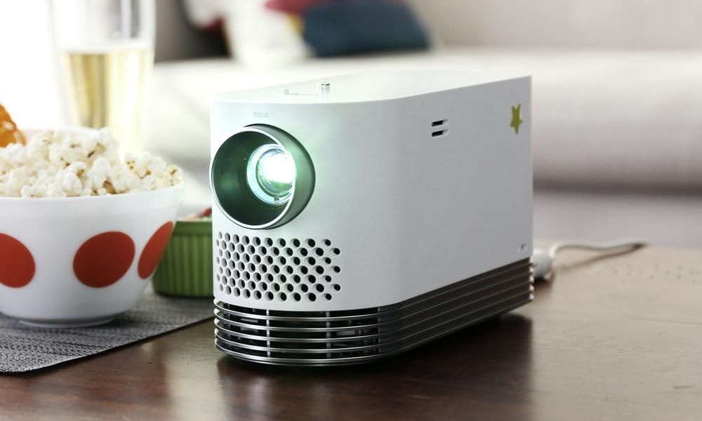 LG ProBeam HF80JA Laser Projector