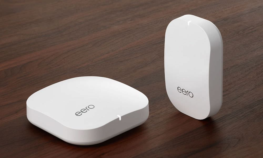 eero 2nd-generation with Beacon (2017 model)