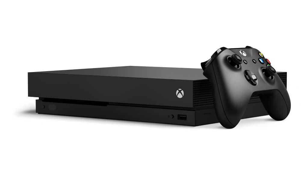Microsoft Xbox One X Gaming Console 2017