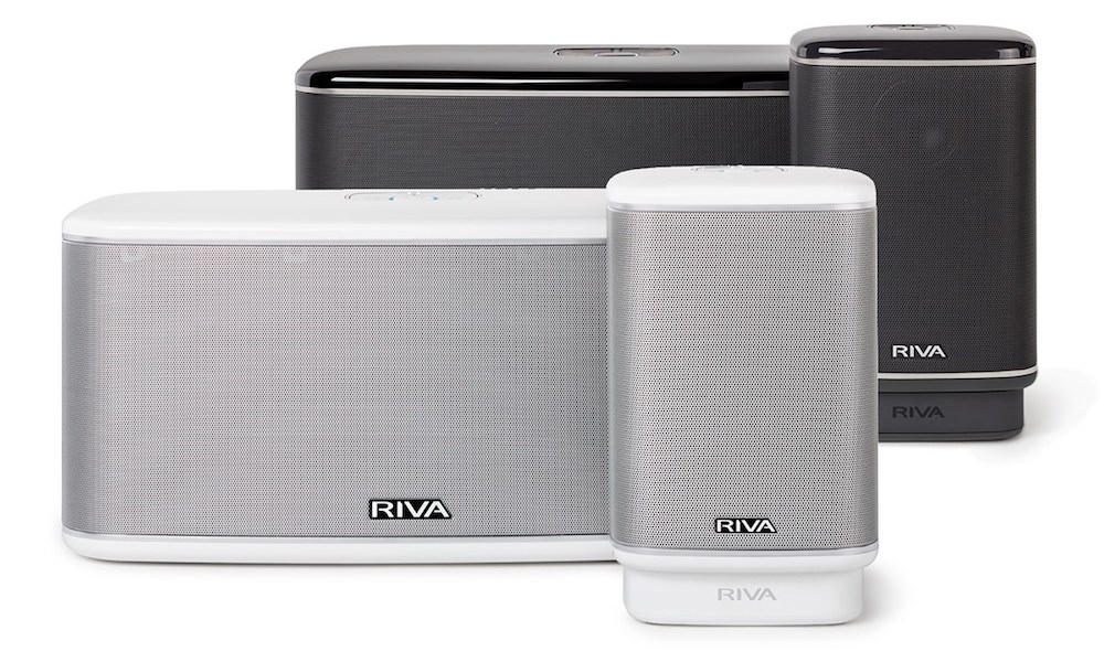 Riva Arena and Festival Wireless Speakers (WAND series)